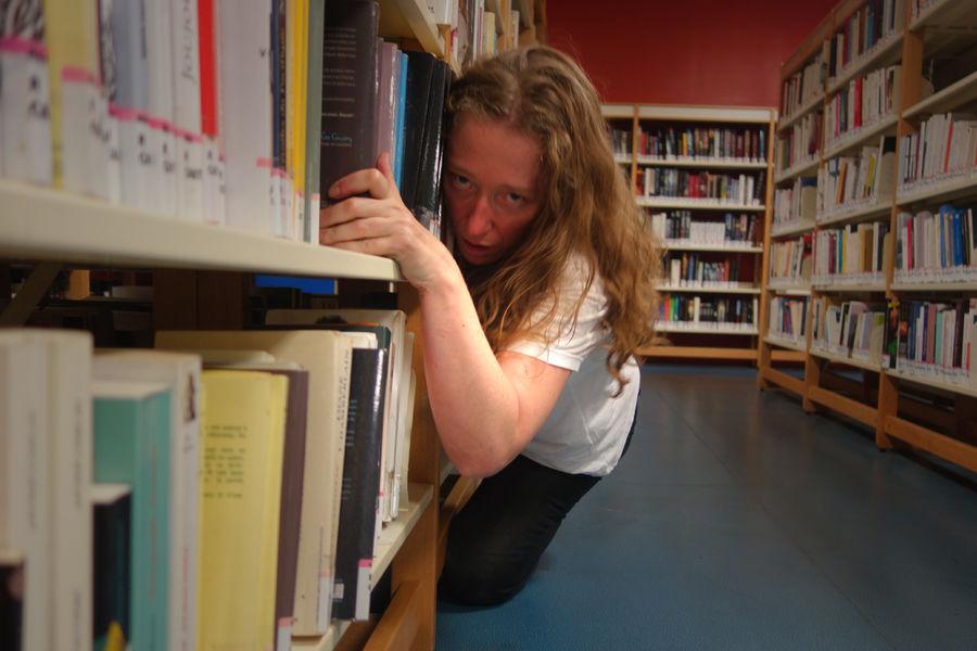 Spectacle – Virginia à la bibliothèque à La Valette-du-Var - 0