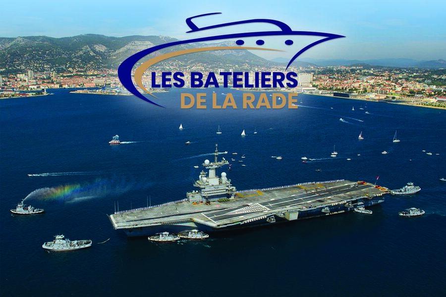 * Visite de la Rade de Toulon – Les Bateliers de la Rade à Toulon - 0