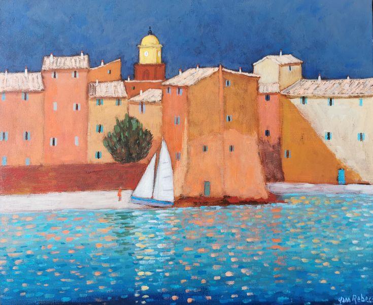 Artistes à découvrir / Grands peintres figuratifs et abstraits actuels à Toulon - 0
