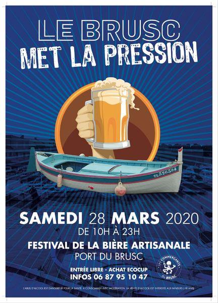 Festival de la bière artisanale 1ère édition à Six-Fours-les-Plages - 1