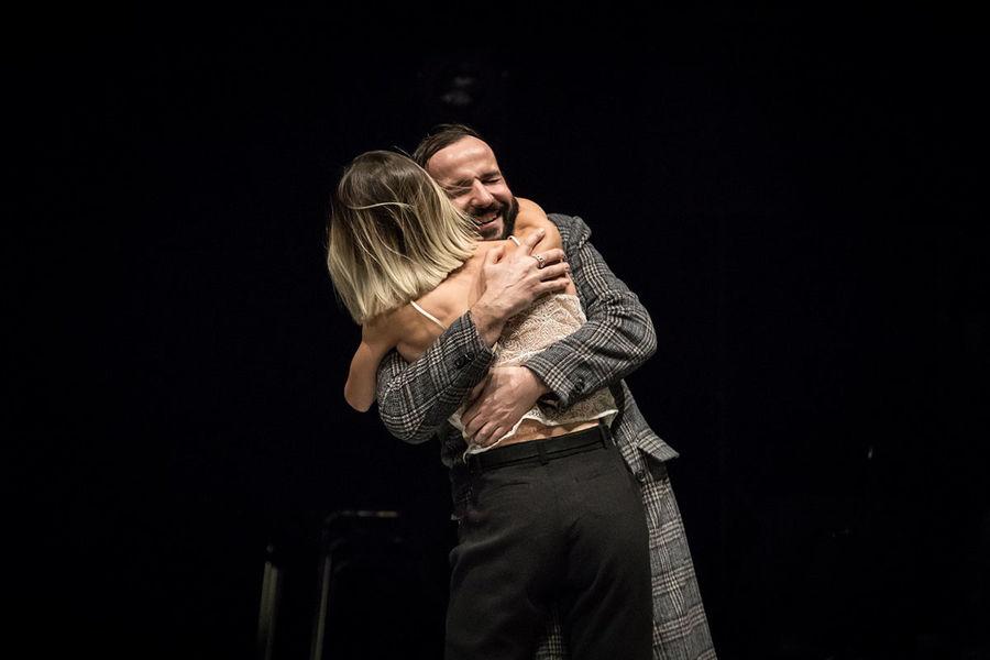 Théâtre «Illusions perdues» de Pauline Bayle, d'après Balzac à Ollioules - 2