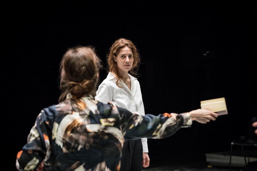 Théâtre «Illusions perdues» de Pauline Bayle, d'après Balzac à Ollioules - 3
