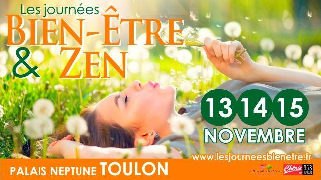 19e Journées Bien être & Nature à Toulon - 0