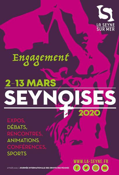 Semaine des Droits des Femmes «L'Engagement» à La Seyne-sur-Mer - 0