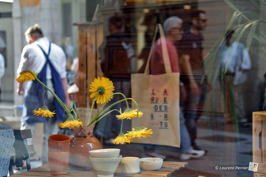 Marché vintage de la Rue des Arts à Toulon - 0