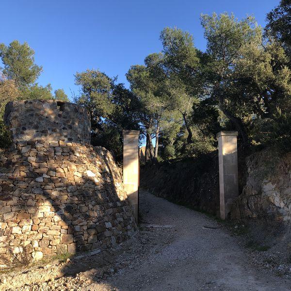 Visite guidée du fort de la Bayarde à Carqueiranne avec Vincent Blondel à Carqueiranne - 5