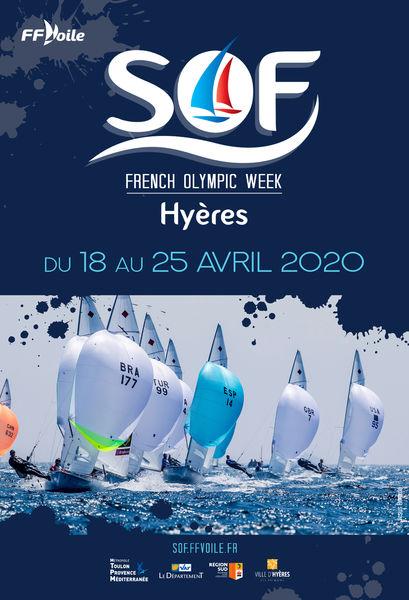 Semaine Olympique de Voile Française à Hyères - 0