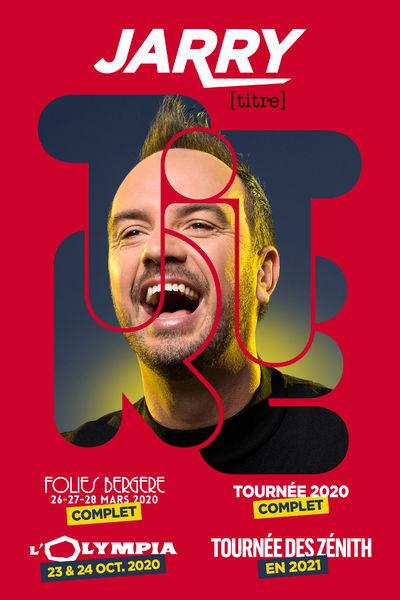 Spectacle – Jarry / Titre à Toulon - 0