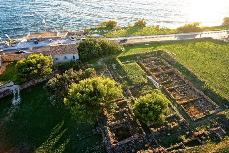 Visite guidée Une forteresse grecque à Hyères - 0