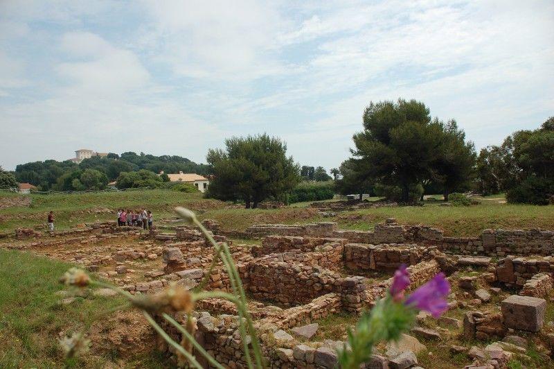 Visite guidée Une forteresse grecque à Hyères - 1