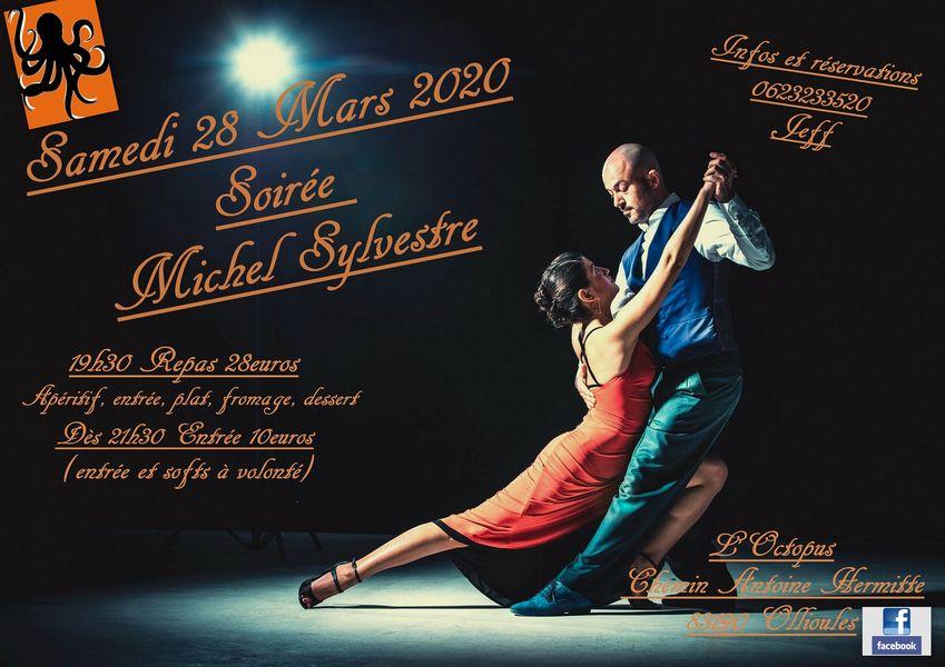 Soirée dansante animée par l'orchestre Michel Sylvestre à Ollioules - 0