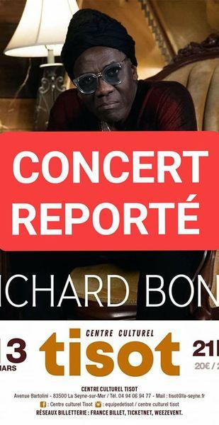 Concert de Richard Bona à La Seyne-sur-Mer - 0
