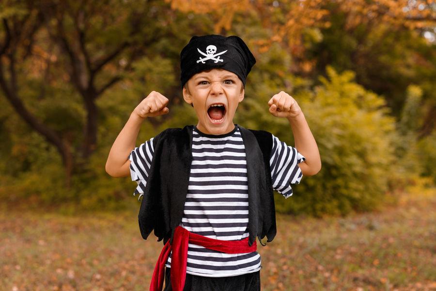 Sortie enfant «Dans la peau d'un pirate» à Six-Fours-les-Plages - 0