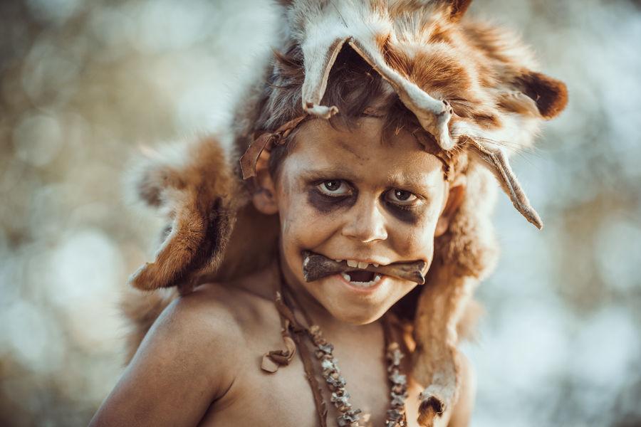 Sortie enfant «Dans la peau d'un homme préhistorique» à La Seyne-sur-Mer - 0