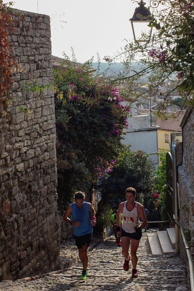 Aviva trail d'Hyères à Hyères - 0