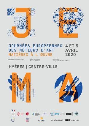 Journées européennes des métiers d'art à Hyères - 0