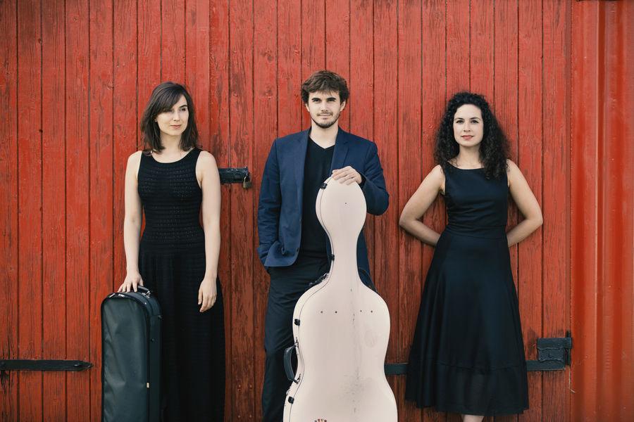 Reporté – Les concerts été 2020 – Trio Karénine à Toulon - 1