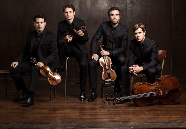 Les concerts été 2020 – Quatuor Modigliani à Toulon - 0