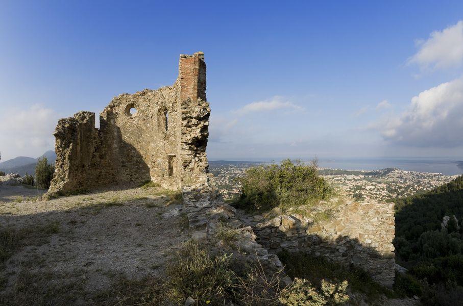 Randonnée » la Collégiale, les hameaux» à Six-Fours-les-Plages - 2