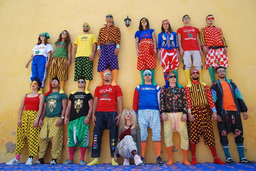 Annulé -Cirque : Fiq ! (Réveille-toi !) par le Groupe Acrobatique de Tanger à Ollioules - 0