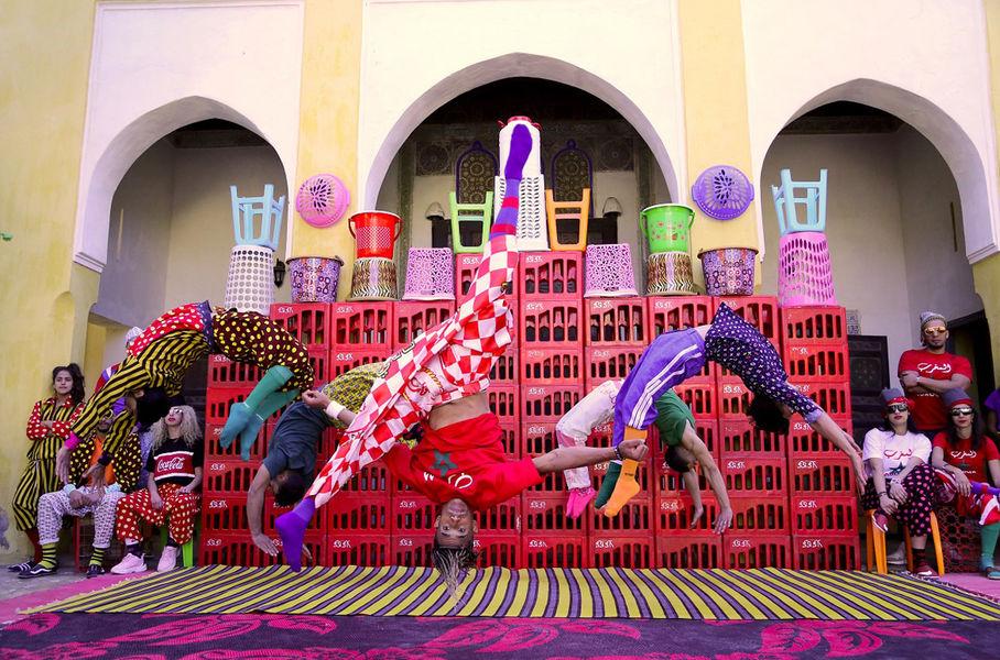 Annulé -Cirque : Fiq ! (Réveille-toi !) par le Groupe Acrobatique de Tanger à Ollioules - 1