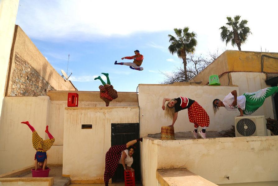 Annulé -Cirque : Fiq ! (Réveille-toi !) par le Groupe Acrobatique de Tanger à Ollioules - 3