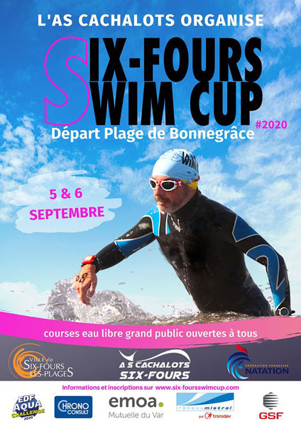 Six Fours Swim Cup 2è édition à Six-Fours-les-Plages - 0