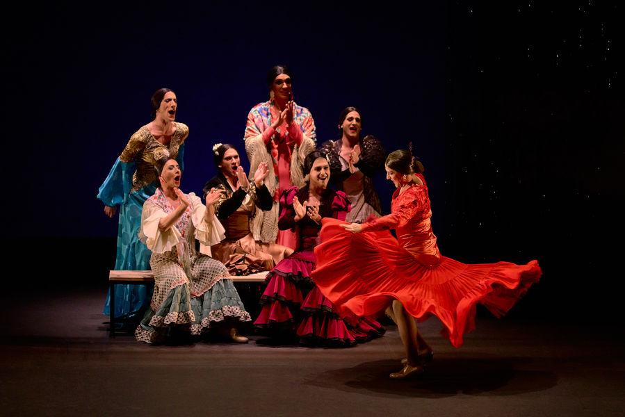 Annulé : Conférence «La culture flamenca» à Ollioules - 0