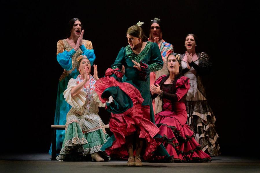 Annulé: Danse «¡Viva !», chorégraphie Manuel Linan à Ollioules - 2