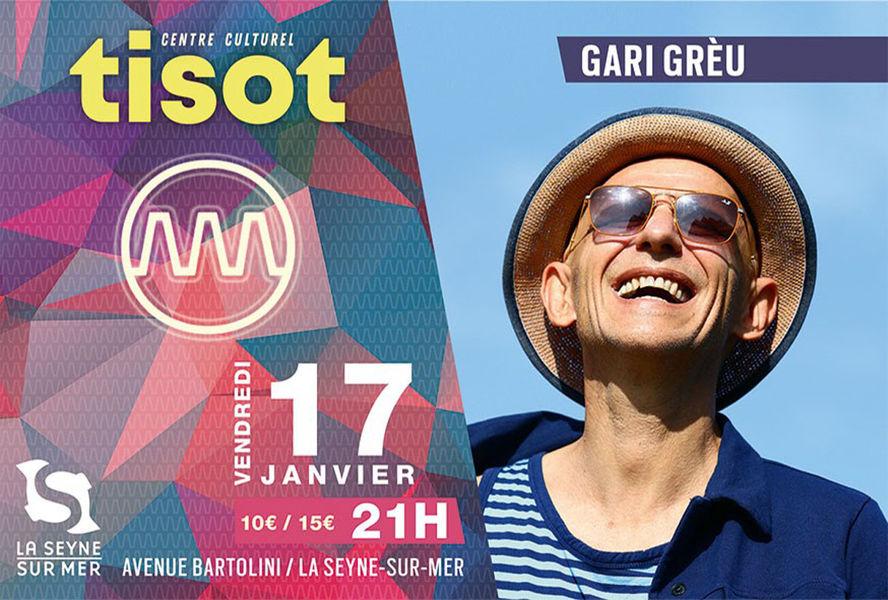 Concert de Gari Grèu à La Seyne-sur-Mer - 0