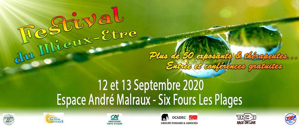 Festival du mieux-être à Six-Fours-les-Plages - 0