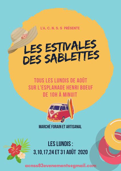 Les Estivales des Sablettes à La Seyne-sur-Mer - 0