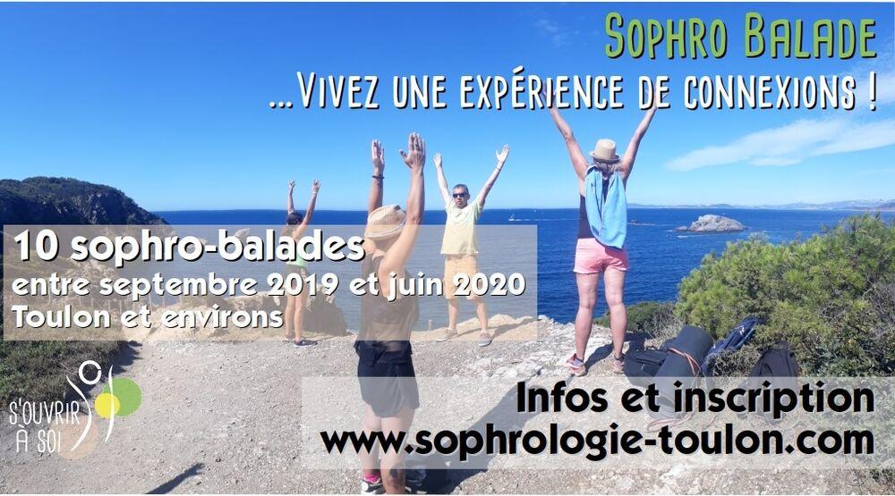 Sophro balade avec Stéphane Plessis à La Seyne-sur-Mer - 0