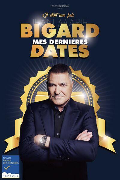 Spectacle – Jean-Marie Bigard « Il était une fois Jean-Marie Bigard » à Toulon - 0