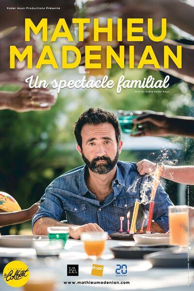 Spectacle – Mathieu Madenian « Un spectacle familial » à Toulon - 0