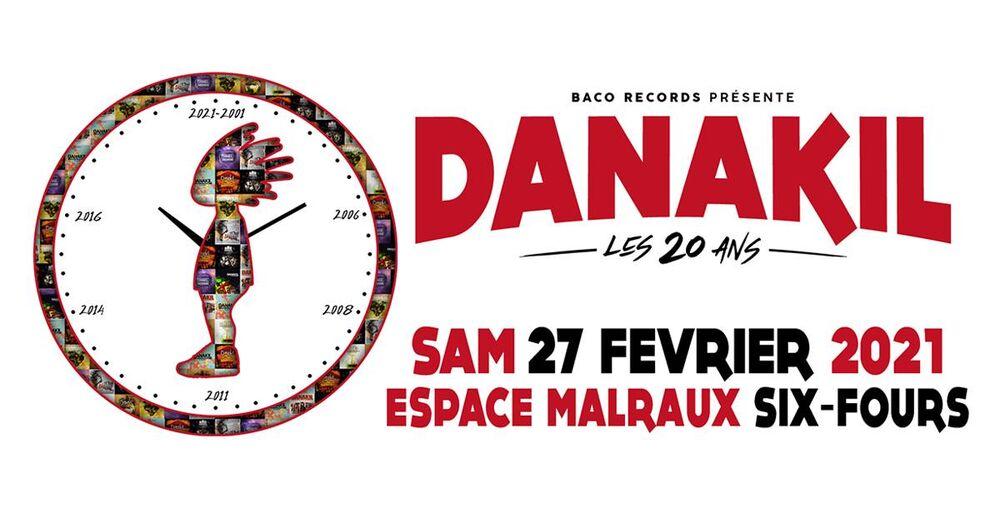 Danakil en concert (Reggae) à Six-Fours-les-Plages - 0