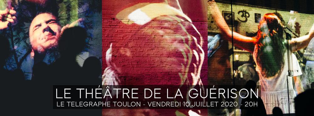 Théâtre – Le Théâtre de la guérison à Toulon - 0