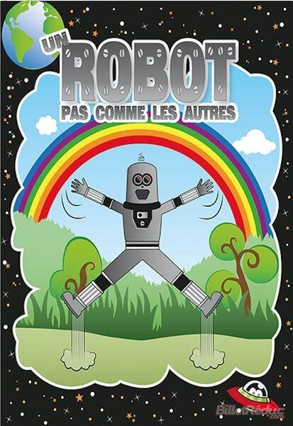 Jeune Public – « Un robot pas comme les autres » à Toulon - 0
