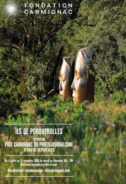10 ans de photojournalisme – Exposition à la Villa Carmignac à Hyères - 0