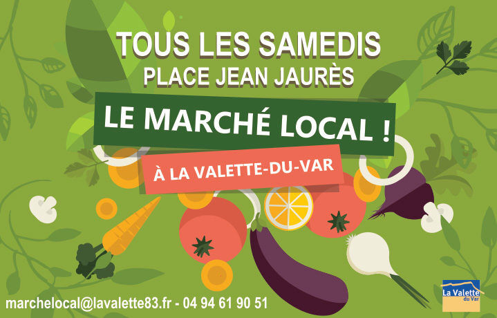 Le marché local à La Valette-du-Var - 0