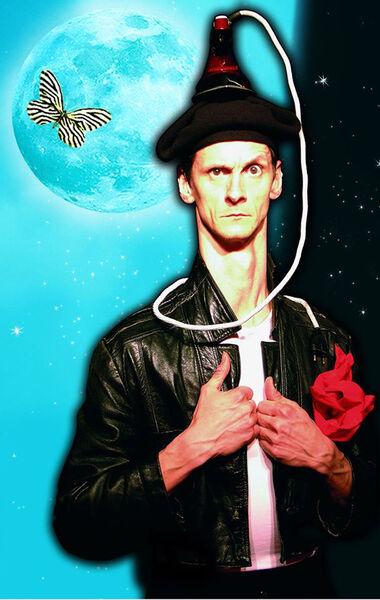 One man show «Mime de rien» de Patrik Cottet Moine à Six-Fours-les-Plages - 0