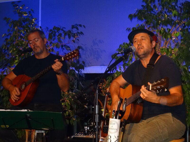 Dîner concert irlandais et session irlandaise avec Celt & Pepper à Ollioules - 0
