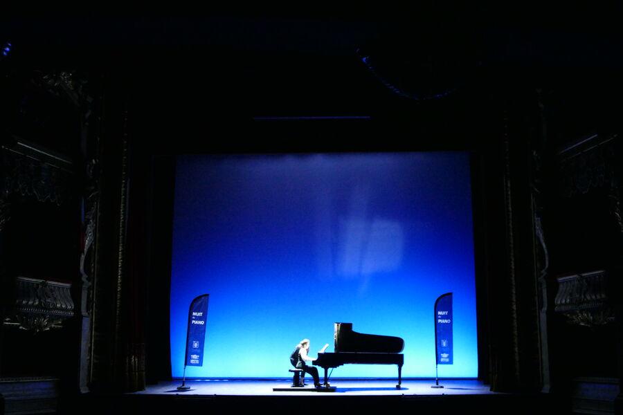 Concert – Nuit du piano 6 « Tableaux de Russie » – Festival de Musique Toulon & région à Toulon - 0