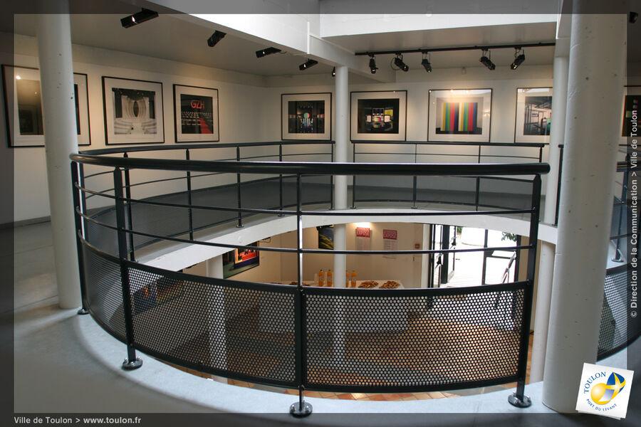 Exposition – « Un monde si fragile » Pierre Jean Rey à Toulon - 1