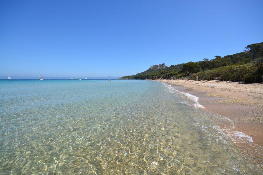 Sortie en mer: Baignade à Porquerolles à Hyères - 4