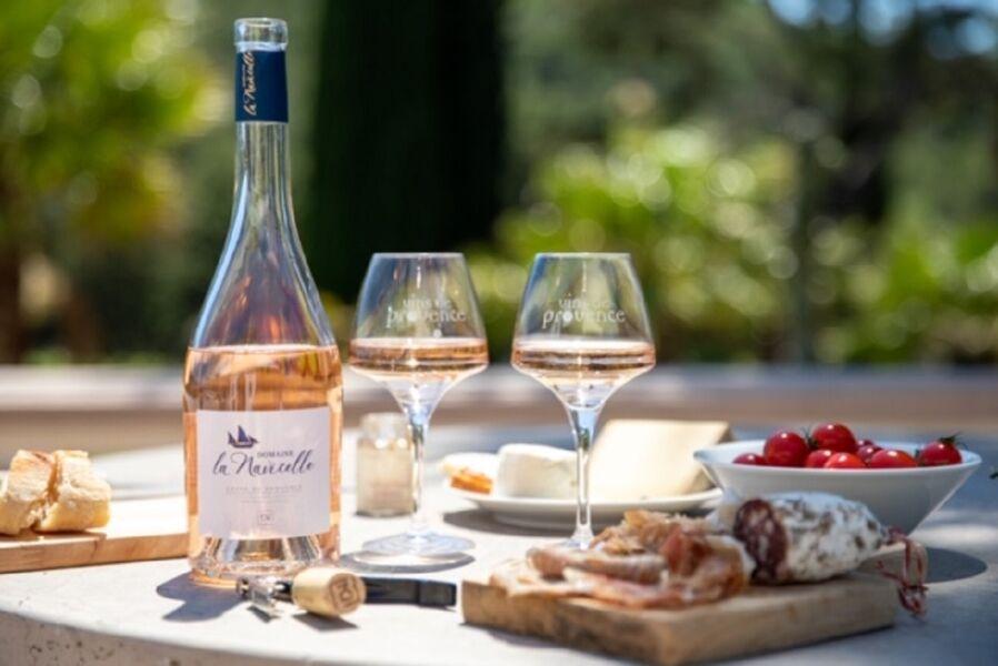Instant gourmand: Dégustation apéritive au domaine viticole de la Navicelle à Le Pradet - 1