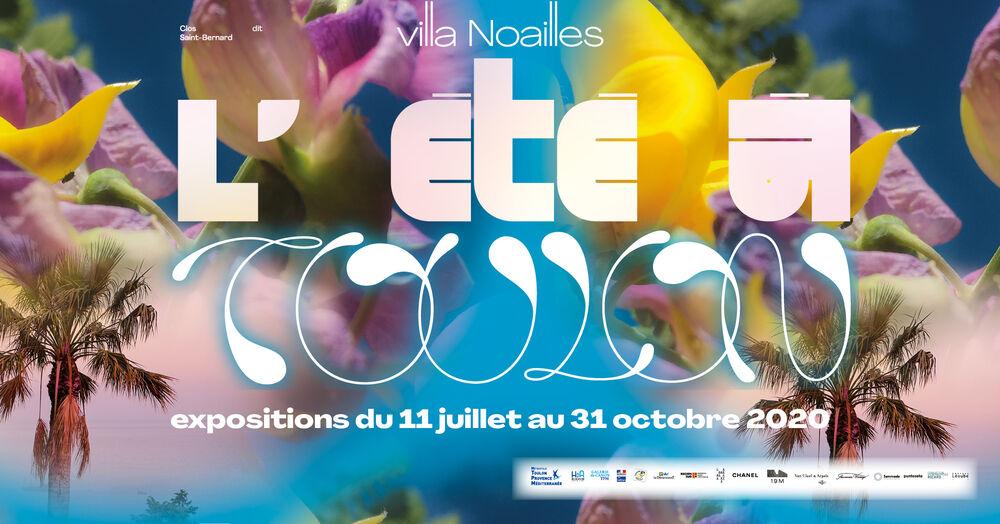Exposition – François Halard & Alexandre Benjamin Navet / « L'été à Toulon » par la Villa Noailles à Toulon - 0