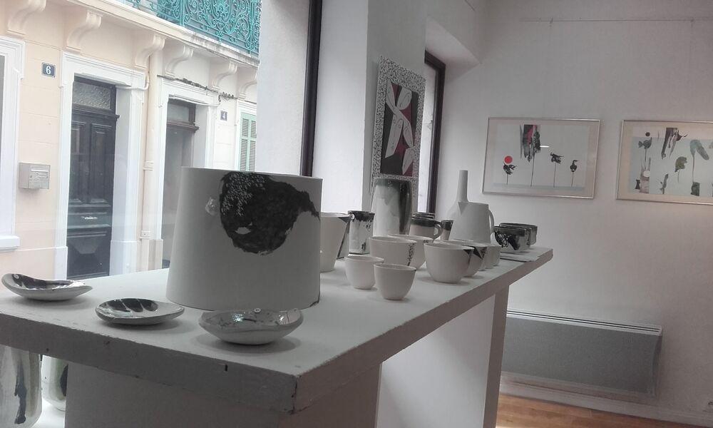 Exposition «Echos d'Art» par les métiers d'art et créateurs ollioulais à Ollioules - 2