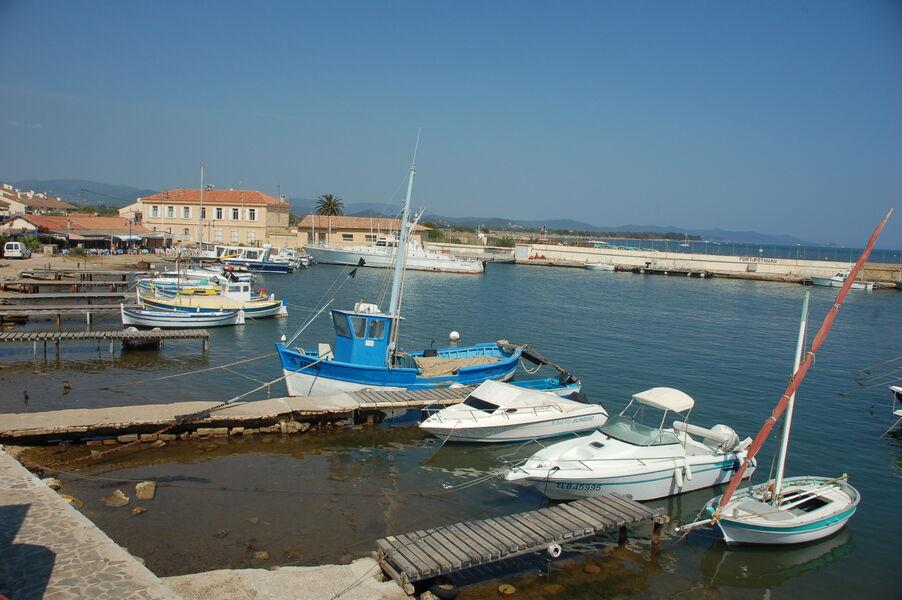 Port Pothuau à Hyères - 1