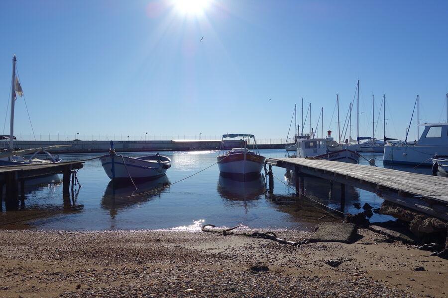 Port Pothuau à Hyères - 3